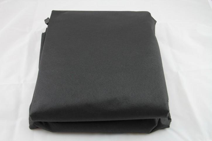 Schutzvlies schwarz 10 x 1,5m