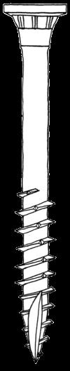 ELITA 5,0mm Durchmesser 50-80mm Länge